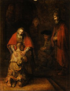 rembrant prodigal